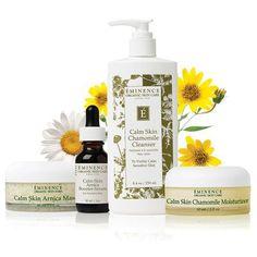 Calm Skin Chamomile Moisturizer | Éminence Organic Skin Care