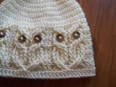 It's a Hoot Owl Hat | Craftsy