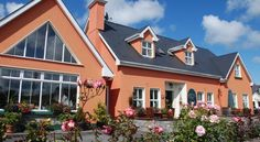 Ballyvaughan Lodge, Ballyvaughan, Co Clare, Ireland. Bed and Breakfast. Guesthouse. Holiday. Travel. Accommodation.