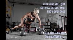 17 Trendy Ideas For Fitness Inspiration Quotes Woman Crossfit Fitness Inspiration Quotes, Fitness Quotes, Workout Quotes, Workout Inspiration, Motivation Inspiration, Crossfit Quotes, Workout Humor, Health Quotes, Training Apps