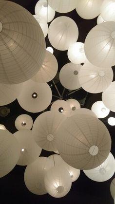 White lanterns II