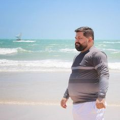 Chubster's holidays - Moment of timeless pleasure ! #chubster #barnab #summer #holidays #travel #sun #holiday #adventure #psootd #menofweight #plussizemen #grandetaille #droptheplus #beach #bigandtall #beachbody #bigboy #chubby #piscine #swimmingpool #xlbelly #chubby #instachub fatman #bigsize Large Men Fashion, Mens Fashion, Plus Size Men, Fat Man, Beachbody, Big Boys, Abs, In This Moment, Holidays