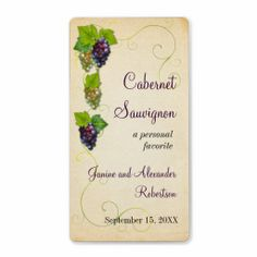 >>>best recommended          Grape Vine Wine Bottle Shipping Labels           Grape Vine Wine Bottle Shipping Labels in each seller & make purchase online for cheap. Choose the best price and best promotion as you thing Secure Checkout you can trust Buy bestDiscount Deals          Grape Vin...Cleck Hot Deals >>> http://www.zazzle.com/grape_vine_wine_bottle_shipping_labels-106781815216228089?rf=238627982471231924&zbar=1&tc=terrest