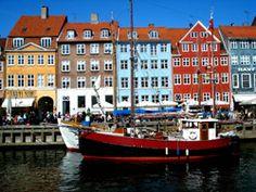 Barrio de Nyhavn, Copenhague
