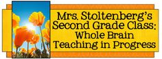 Mrs. Stoltenberg's Second Grade Class:  Whole Brain Teaching in Progress!