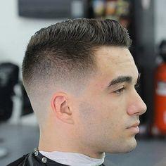 Cut men clipper haircuts for