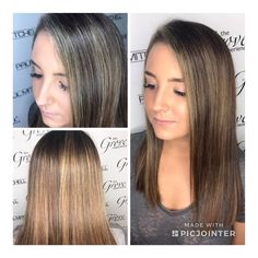Beautiful colour created by Sally Deal Brunette Hair, Brunettes, Sally, Hairdresser, Hair Color, Colour, Long Hair Styles, Beauty, Beautiful