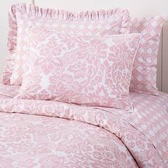 blossom and lattice bedding