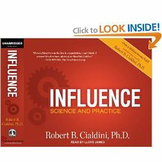 "the concept of influence science and practice in six principles of influence by dr robert cialdini E_brand_principlespdf - dr robert cialdini and 6 principles of ""influence: science & practice"" by robert cialdini the psychology of persuasion cialdini."