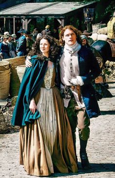 In season two, what are the qualities Claire and Jamie bring to the partnership which help them undertake their daunting task?  amazonvideouk answered: Sam: They support each other and have faith in one another. They have a drive and determination and they learn to manipulate.
