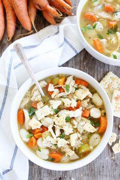 Chicken Gnocchi Soup Recipe