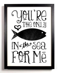 I have the BEST fish in the sea!!!