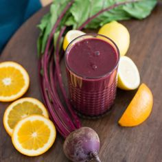 Swap out the kale or spinach in your favorite smoothie recipe for some beet greens.