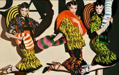 Prada Spring Ad Campaign