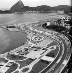 Aterro do Flamengo 60's