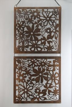 Fl Screen Parions Room Divider S 6 Ant Copper Modern Furniture Onlinemovable