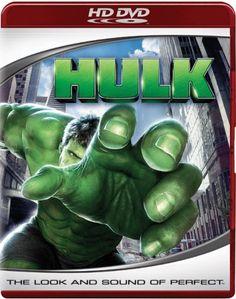 The Hulk [HD DVD] [2003] 5*****