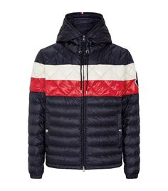 Moncler Logo Padded Jacket in 2019 | Products | Moncler