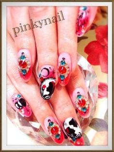 pinky nail