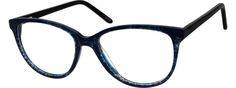 Order online, women blue full rim acetate/plastic wayfarer eyeglass frames model #105916. Visit Zenni Optical today to browse our collection of glasses and sunglasses.