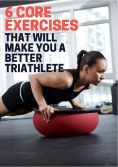 Plan to PR at your next triathlon? Before you add another brick workout or masters swim class to your normal routine, make sure you invest first in injury prevention via strength training. The following functional core exercises will give you the stability and strength you need to crush your next race. 6 Core Exercises That Will Make You a Better Triathlete http://www.active.com/triathlon/articles/6-core-exercises-that-will-make-you-a-better-triathlete?cmp=17N-PB33-S33-T1-D2--1097