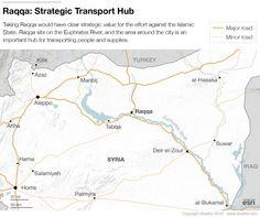 Retaking Raqqa From the Islamic State | Stratfor