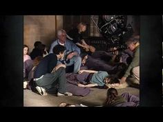 Alan Rickman and Michael Gambon prank Dan Radcliffe HILARIOUS! This is so funny! That would be a fun set to work on!