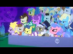 My Little Pony: Friendship is Magic - At the Gala