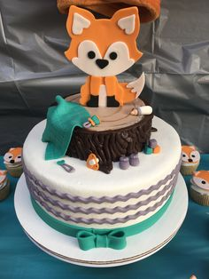 45 A Startling Fact about Baby Shower Ideas for Boys Cakes Uncovered Torta Baby Shower, Otoño Baby Shower, Baby Shower Cupcakes For Boy, Cupcakes For Boys, Shower Bebe, Baby Shower Decorations For Boys, Boy Baby Shower Themes, Birthday Cupcakes, Comida Para Baby Shower