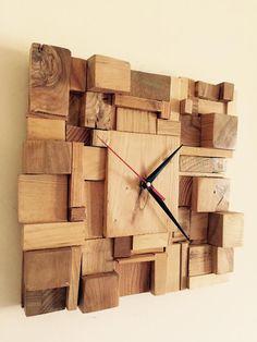 Risultati immagini per orologi da parete fatti a mano