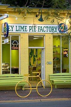 moi qui raffole de la Key Lime Pie !!! ♥