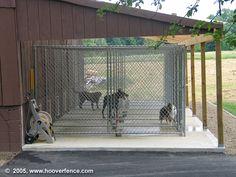 Shop: Modular Kennels Installation Pictures from our Modular Kennels. Dog Kennel Inside, Dog Kennel Cover, Diy Dog Kennel, Dog Kennels, Kennel Ideas, Dog Mansion, Dog Boarding Kennels, Dog Kennel Designs, Puppy Room