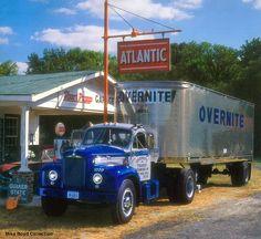 Old Mack Tractor www.tweepyshop.com