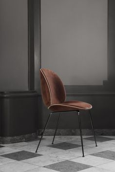 GUBI // Beetle Chair by GUBI