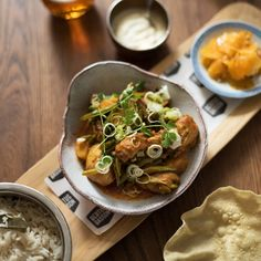 Bertus Basson's must-try curry 😀 Curries, Chana Masala, Chicken Recipes, Menu, Cooking Recipes, Ethnic Recipes, Food, Menu Board Design, Curry