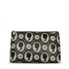 [luluguinness] cameo cosmetic bag.