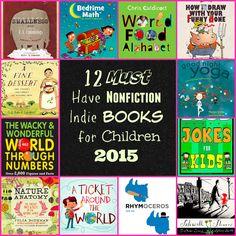 12 New Nonfiction Books for Kids Under 12   IndieBookLove