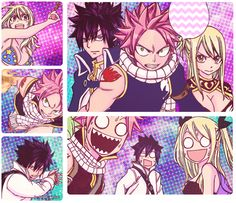 Because we are Fairy Tail ♥