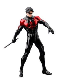 Kotobukiya DC Comics Nightwing New 52 ArtFX Statue *** Check this awesome product by going to the link at the image. (This is an affiliate link) New 52, Nightwing, Geek Culture, Justice League, Deadpool, Dc Comics, Image Link, Statue, Superhero