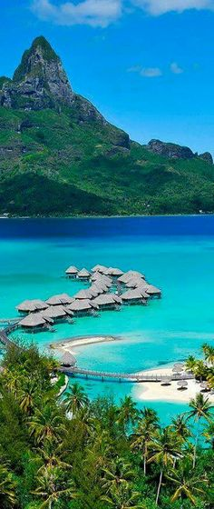 Bora Bora, French Polynesia I would like to visit this place some day after I'm married. I would like to visit Bora Bora because is looks so relaxing. This is my dream vacation. Vacation Places, Dream Vacations, Vacation Spots, Places To Travel, Places To See, Honeymoon Places, Us Travel Destinations, Honeymoon Packages, Romantic Vacations
