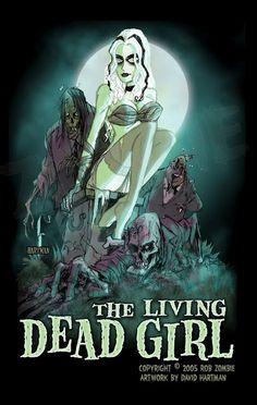 David Hartman - Living Dead Girl