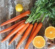 Croquetas de zanahoria y guisantes