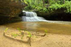 Creation Falls Daniel Boone National Forest Kentucky [OC] [5182 x 3456]