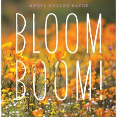 By April Pulley Sayre, this book showcases beautiful photographs featuring all the amazing flowers in bloom. Check out Sayre's other amazing books for young children including Thank You, Earth, Raindrops Roll, or Best in Snow. Different Flowers, Colorful Flowers, Spring Flowers, Amazing Flowers, Earth Day Pictures, Rhyming Pictures, Blooming Plants, Blooming Flowers, New Children's Books