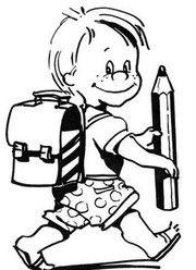 Retour à l'école. Back To School Highschool, School Clipart, School Colors, Coloring Pages, Classroom, Clip Art, Children, Blog, Fictional Characters