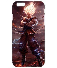 Iphone 6 case - Goku ssj2 goku-ssj