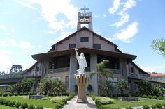Paróquia Santa Cruz e Nossa Senhora das Dores - Guarapuava (PR)