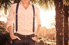Miami touch - les bretelles de Léon