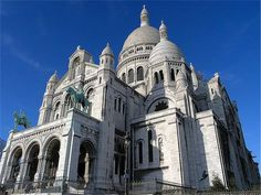 Sacre Coeur; Paris