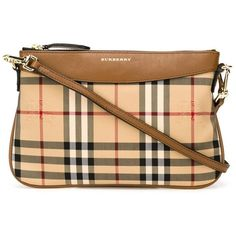 6f581d0dc571 Burberry Peyton Wristlet Clutch ( 410) ❤ liked on Polyvore featuring bags